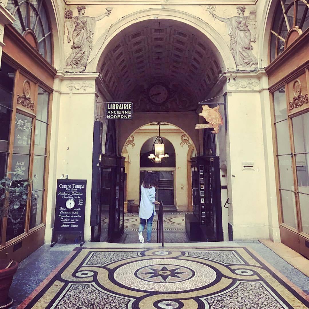 Galerie Vivienne passage couvert Paris to do in Paris