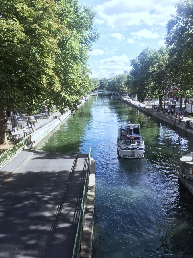 3 Paris visit Canal Saint Martin