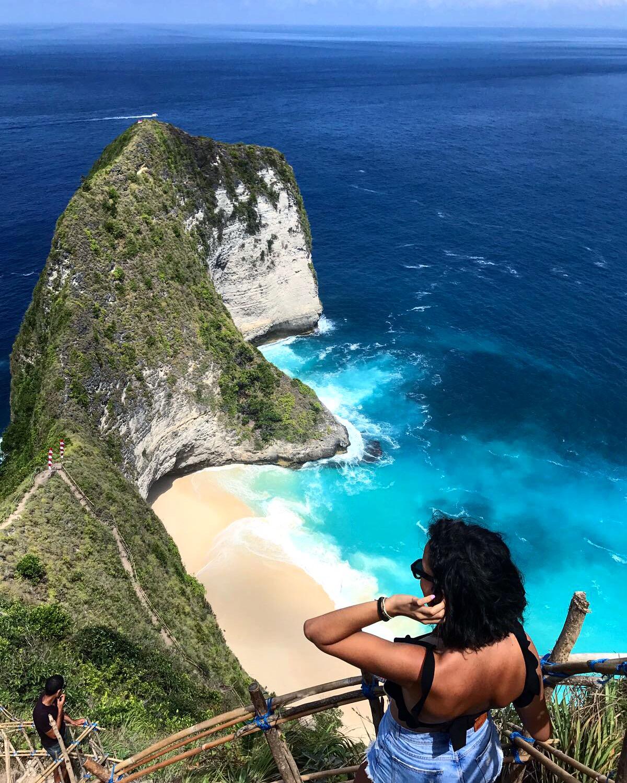 Bali Canguu amazing lanscape 2