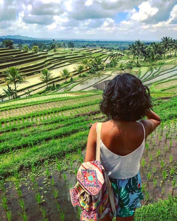 Bali Canguu amazing lanscape