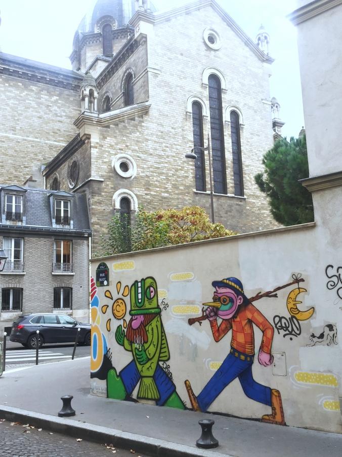 Butte aux cailles Paris visit 1
