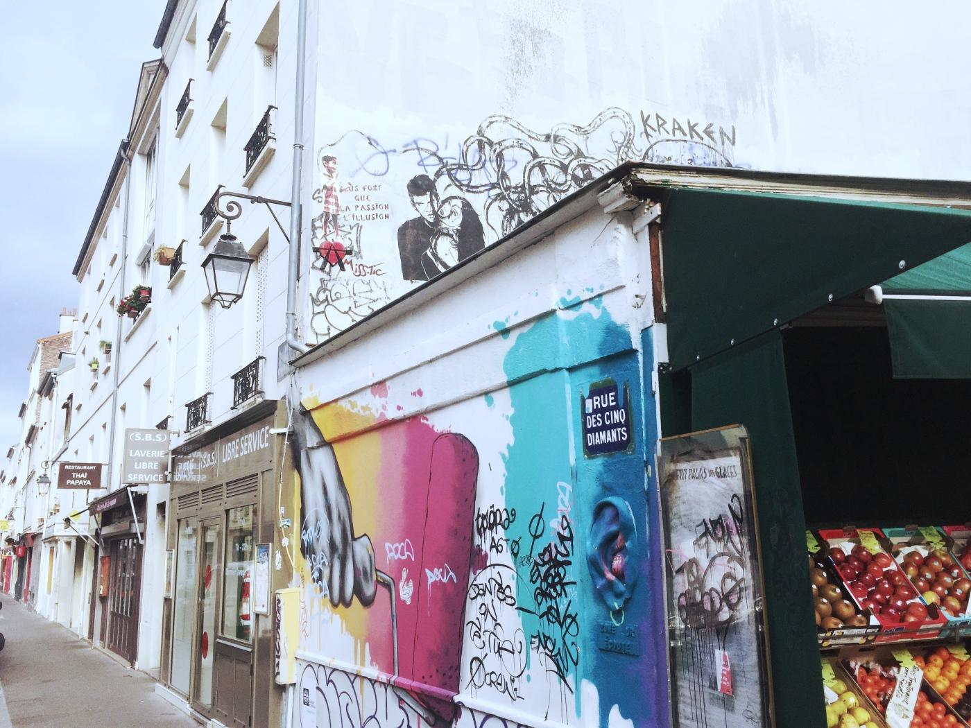Butte aux cailles Paris visit 4