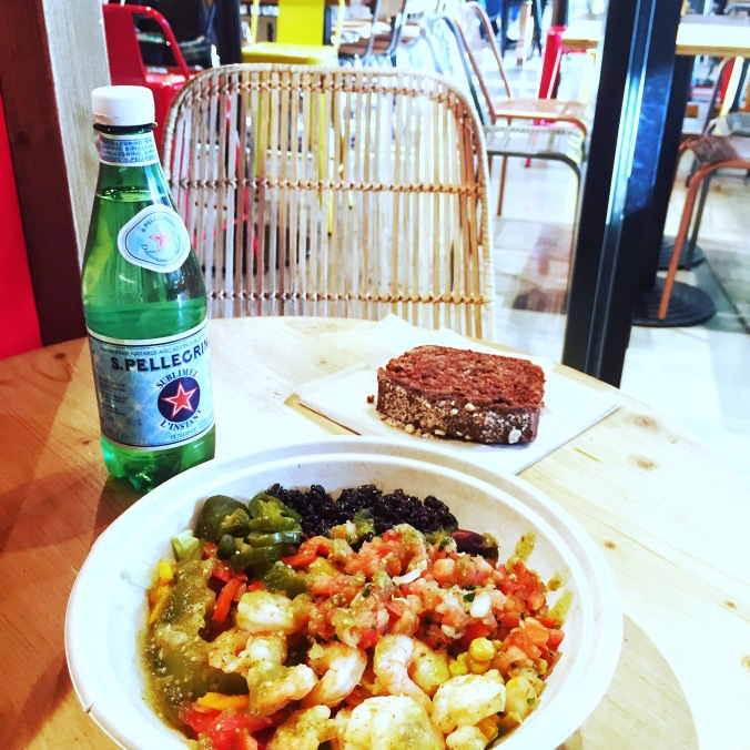 Mexican food in Paris Pepperico