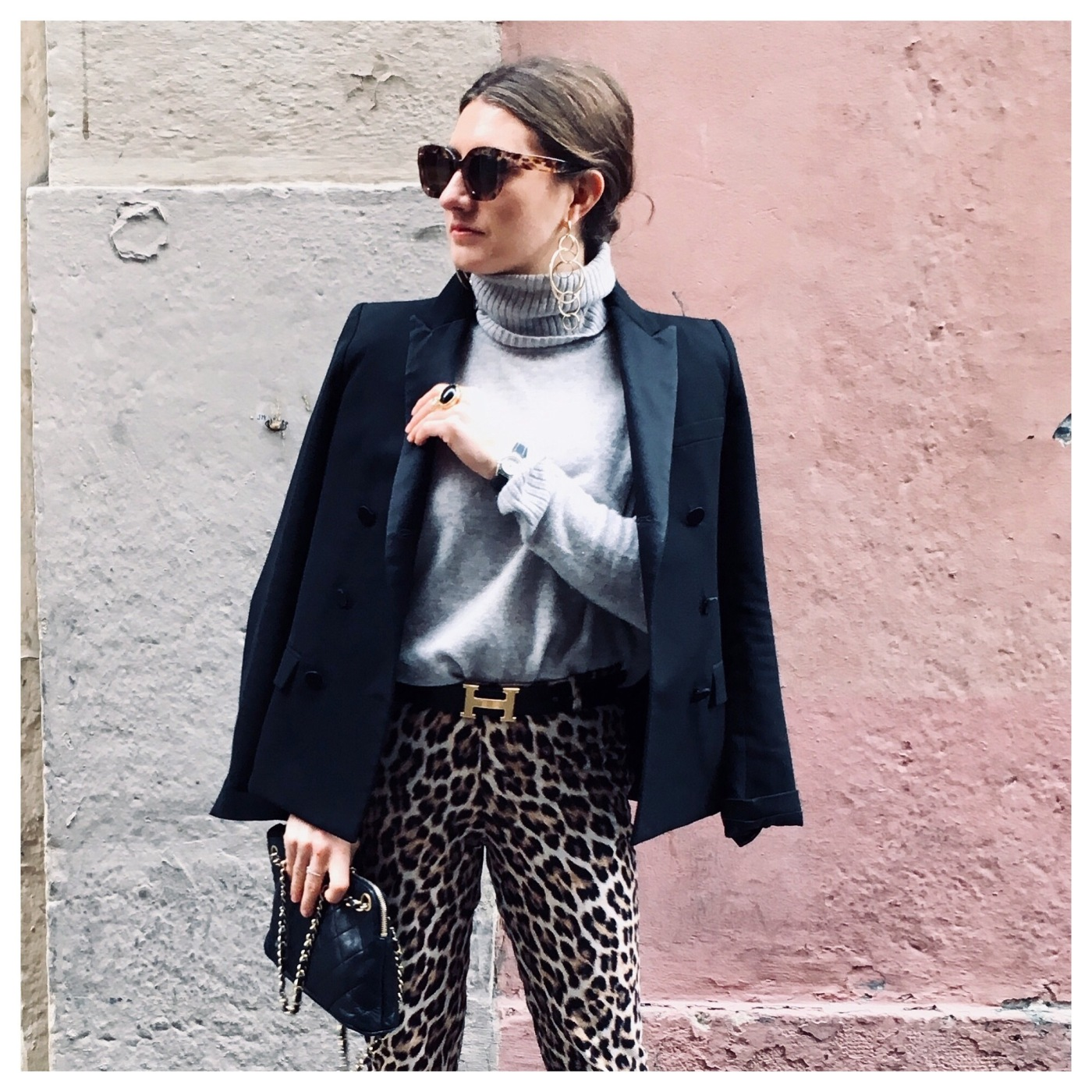 Mathilde G fashion blogger streetstyle